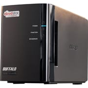 Buffalo Technology CloudStor CS-WX1.0/1D &  CS-WX2.0/1D 2-Bay NAS Drives