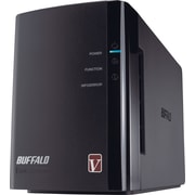 Buffalo Technology LS-WV2.0TL/R1 LinkStation Pro 2TB (2 x 1TB) 2-Bay NAS Drive