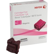 Xerox ColorQube 8870 Magenta Solid Ink Sticks (108R00951), 6/Pack