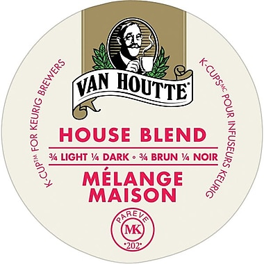Van Houtte – Recharges K-Cup de Café Mélange maison, paq./30