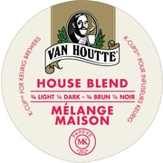 Van Houtte® House Blend Coffee K-Cup Refills, 24/Pack
