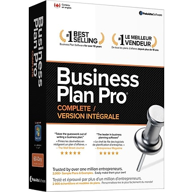 PaloAlto Business Plan Pro Complete, Bilingual