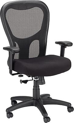 Tempur-Pedic Ergonomic Mesh Mid-Back Office Chair, Black (TP9000)