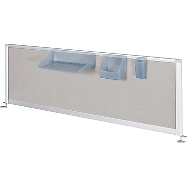 Balt IFlex Privacy Panel, Pebbles Vinyl, 17