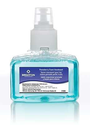 Brighton Professional™Touch-Free Foam Soap, Pomeberry Scent, Refill, 700 ml.