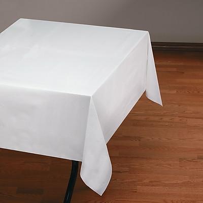 Hoffmaster Linen-Like Folded Tablecover