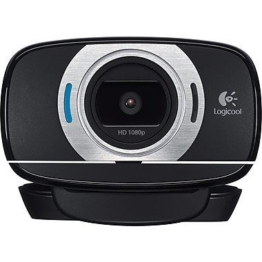 Logitech - Caméra Web HD Webcam C615 (960-000733)