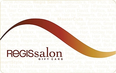 Regis Salon Gift Card $50
