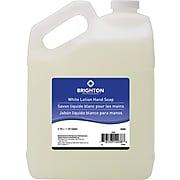 Brighton Professional™ White Lotion Hand Soap, 1 gal.