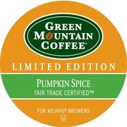 Keurig® K-Cup® Green Mountain® Pumpkin Spice Coffee, Regular, 18 Pack