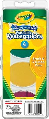 Crayola® 53-0500 Pan So Big® Washable Watercolor