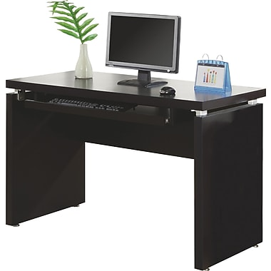 Monarch Specialties Computer Desk Cappuccino