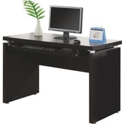 Monarch Specialties – Bureau d'ordinateur, cappuccino