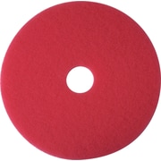"Brighton Professional™ Red Floor Buffer Pads, 20"", 5/Ct"