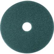 "Brighton Professional™ Floor Cleaning Pad, 20"", 5/Ct, Blue"