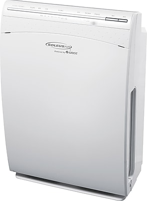 SoleusAir Energy Star 4 Stage HEPA Air Purifier 374588