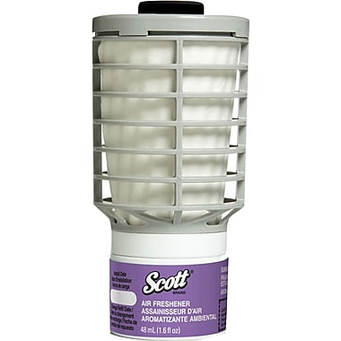 Scott Continuous Air Freshener Refills, Summer Fresh