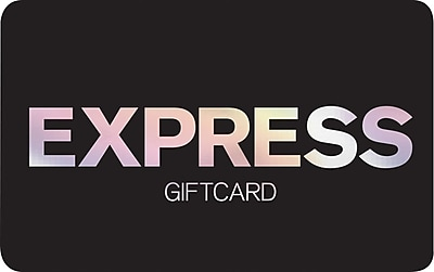 Express Gift Card $25 (Email Delivery)