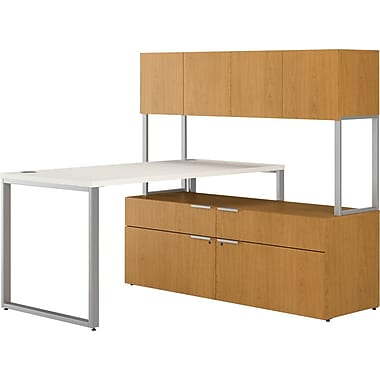 DNU DOD Voi Compact L-Shaped Office Desk, 60