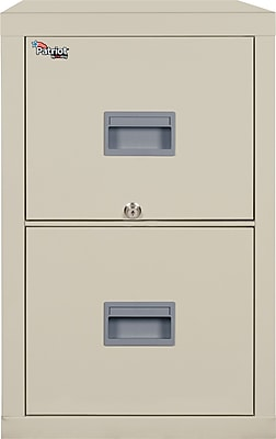 FireKing 2 Drawer Vertical File Cabinet, Letter (2P1831CPAI) 356362