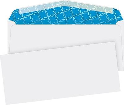 Quality Park® #10, Security-Tint Gummed Envelopes, 500/Box