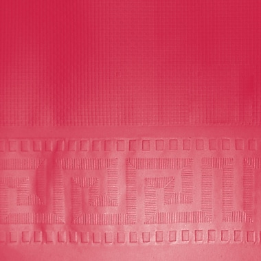 Hoffmaster Tablecover 3 Ply, Red