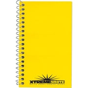 "National Brand Single-Wirebound Memo Book, 5"" x 3"", Narrow Ruled, 60 Sheets/Book"
