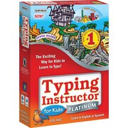 Typing Instructor for Kids Platinum Software
