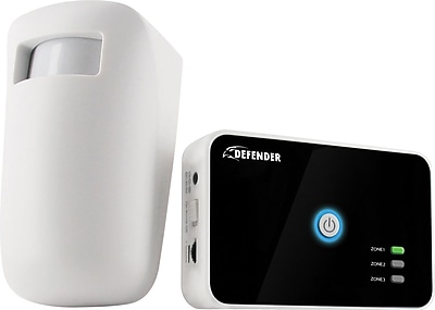 Defender™ Wireless Driveway Alert System with Adjustable Sensitivity