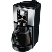 Mr. Coffee® 12-Cup Pause 'N Serve Coffee Maker, Black
