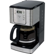Mr. Coffee® 12-Cup Programmable Coffee Maker, Stainless Steel