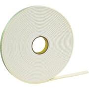 "3M 4466 Double Sided Foam Tape, 1"" x 5 yds., 1/16"", 1/Pack"