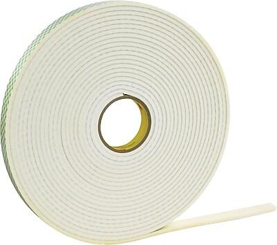 3M 4466 Double Sided Foam Tape, 1