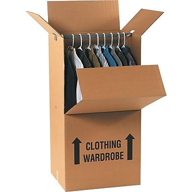 20''x20''x45'' Shipping Boxes and Kits Box, 275#/ECT, 5/Bundle (202045WARD)