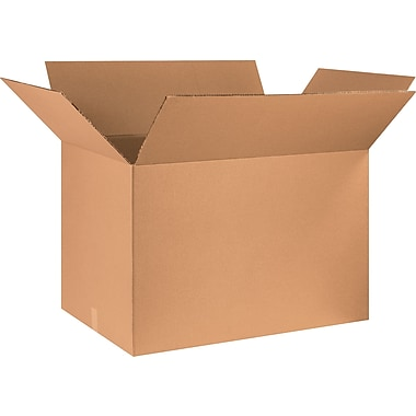 36''x24''x24'' Standard Shipping Box, 275#/ECT, 5/Bundle (HD362424DW)