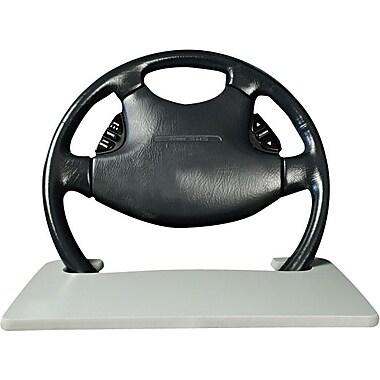 AutoExec AUE13000 Auto Desk, Gray