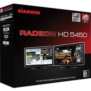 DIAMOND ATI AMD Radeon™ HD 5450 PCI Express GDDR3 512MB Video Card