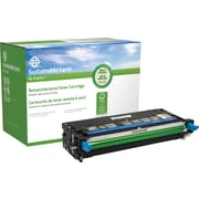 Sustainable Earth by Staples Remanufactured Cyan Toner Cartridge, Dell 3115 (310-8094, XG722), High Yield