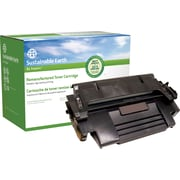 Sustainable Earth by Staples® Remanufactured Black Laser Toner Cartridge, HP 98A (92298A)