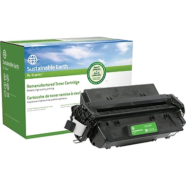 Sustainable Earth by Staples Reman Black Toner Cartridge, Canon L50 (SEBL50PR)