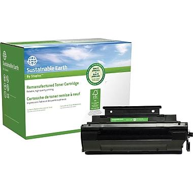 Staples® Sustainable Earth Reman Black Toner Cartridge, Panasonic UG5510 (SEB5510R)