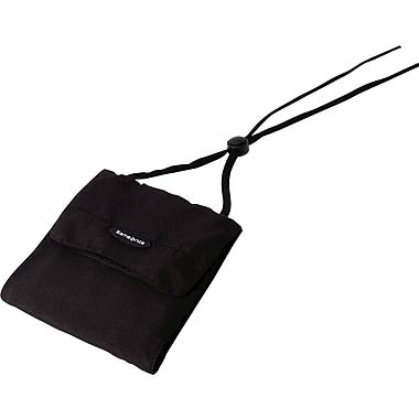 Samsonite® Security Neck Pouch, Black