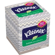 Kleenex® Facial Tissues Lotion