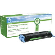 Sustainable Earth by Staples® Remanufactured Toner Cartridge, HP 124A (SEB2600BR), Black