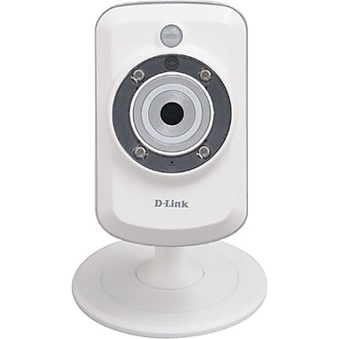 D-Link DCS-942L Enhanced Wireless N Day/Night Home Network Camera ...