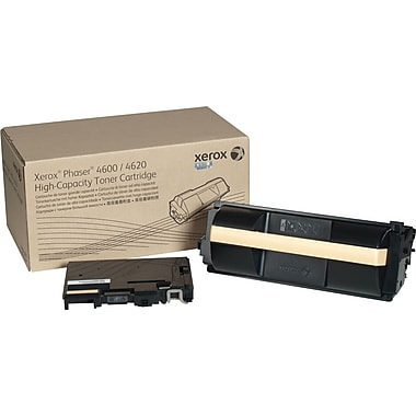 Xerox Phaser 4600/4620/4622 Black Toner Cartridge (106R01535), High Yield