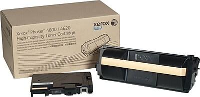 Xerox Phaser 4600/4620/4622 Black Toner Cartridge, (106R01535)