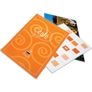 Swingline GBC EZUse Thermal Laminating Pouches, Menu Size, 5 Mil, 100 Pack by