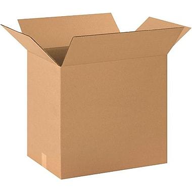20''x14''x18'' Standard Corrugated Shipping Box, 200#/ECT, 20/Bundle (201418)