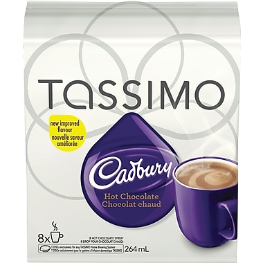 Cadbury Hot Chocolate T-Disc Refills